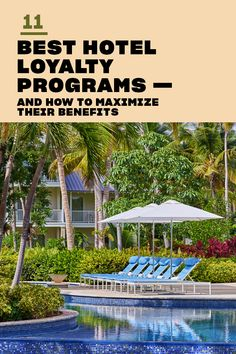 These are 11 of the best hotel loyalty programs, plus how to earn and redeem points, enjoy elite status, and maximize their benefits.#hoteltips #hotelpoints Hotels And Resorts, Best Hotels, Intercontinental Hotels Group, Post Ranch Inn, Hotel Rewards, Redeem Points, Kimpton Hotels, Free Hotel, Fairmont Hotel