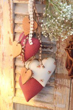 Penca de Corações Puro Amor