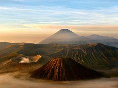 Travelling Across Java Indonesia