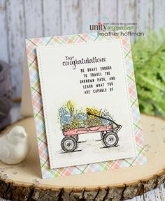 Houses Built of Cards: Congratulations Wagon