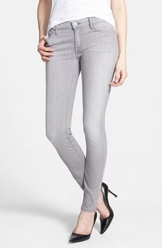 the skinny stretch jeans / 7 for all mankind