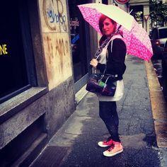 Rainy Sunday in Turin