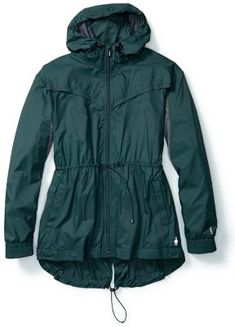 d9ceb8004982a6 Brave cold in Women s PhD® Ultra Light Sport Anorak Jacket. Protection from  elements encourages