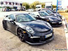 Porsche 911 Turbo, 911 GT3