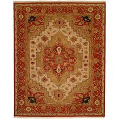 K2 Floor Style - Soumak Ivyrs Hand Made Wool Area Rug, Green
