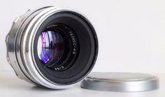 HELIOS-44 2/58mm lens M39 (13 blades) for ZENIT  #Zenit