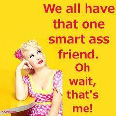 That's me!!! Lol