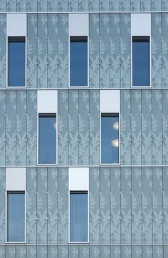Geveldetail Organon /Siebold Nijenhuis Architect