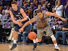 Angel Rodriguez #KStateMBB