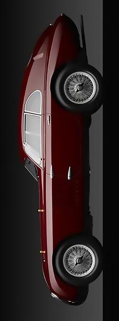 1939 ALFA ROMEO 6C 2500 SS BERLINETTA