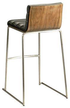Dominica Barstool - modern - bar stools and counter stools - Wayfair