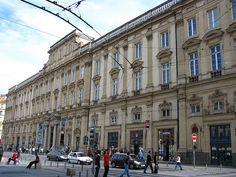 Musee des Beaux-Arts Palais St. Pierre -- Lyon, France