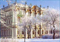 Санкт-Петербург. Встреча Нового года!