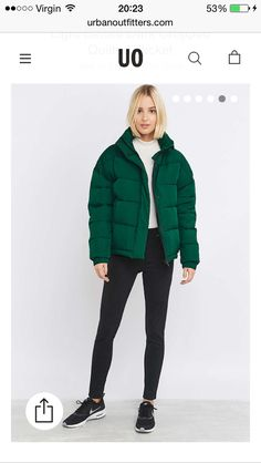 48f94c353195 Shop Light Before Dark Cropped Puffer Jacket at Urban Outfitters today.
