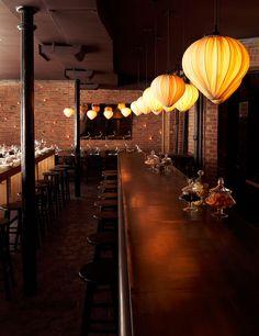Betel, a Thai restaurant in New York's West Village.