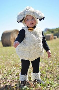 The cutest Halloween outfit.  Ever!