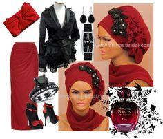 """ready to wear hijab"" by jomenfu on Polyvore"