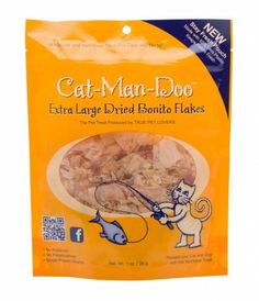 Cat-Man-Doo Bonito Flakes 1oz