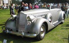 1937 packard 1507 | 1937 Packard 1507 - Information and photos - MOMENTcar