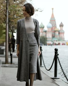 I need this outfit – outfits for work – let yourself be inspired: Our business outfit Women # Business Casual … - Moyiki Sites Office Fashion, Work Fashion, Fashion Week, Modest Fashion, Fashion Outfits, 70s Fashion, Fashion 2020, Fasion, Fashion Tips