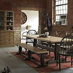 Benches At Barker Stonehouse Dining Room BenchWooden TablesDining
