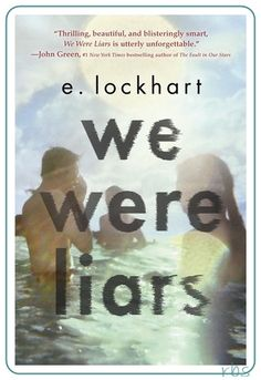 #elockhart #wewereliars #goodreadsreadingchallenge #2015 #ebooks #read #bookshelves #rbs #rcln
