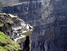 Cliffs of Moher, Ierland http://www.reispot.nl
