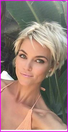 Short Hair Styles : Description 45 Best Short Haircuts for 2019 - Get Your Haircut Inspiration TODAY!, Best Short Haircuts First of all, healthy beautiful hair is in fashion in every season, Short Grey Hair, Short Hair With Layers, Blonde Short Hair Pixie, Funky Short Hair Styles, Messy Short Hair Cuts, Funky Blonde Hair, Short Hair Cuts For Women Thin, Short Fine Hair, Platinum Blonde Pixie