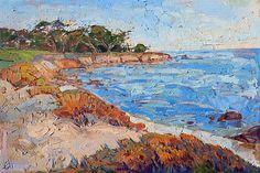Erin Hanson - Line of Monterey