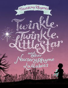 Cover for Hinkler Books' collection of nursery rhymes by  Sarah Jane Coleman