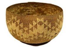 Hupa Yurok Baskets Pictures