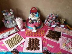 Doc mcstuffins inspired 2nd birthday