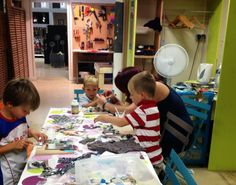 Bricolage Enfants: Le club Hugo et Lola débarque chez Leroy Merlin Or...