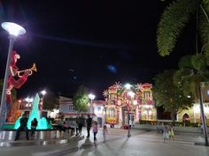 Christmas In Puerto Rico, Concert, Concerts
