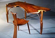 Image result for live edge furniture