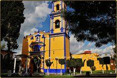 Album 3127 Templo San Juan Aquiahuac,San Andrés Cholula,Estado de Puebla,,México