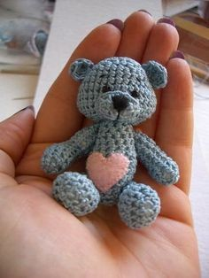 Are you on the hunt for a Tiny Teddy Crochet Pattern? Look no further .. our collection is filled with the cutest ideas plus loads of free patterns.