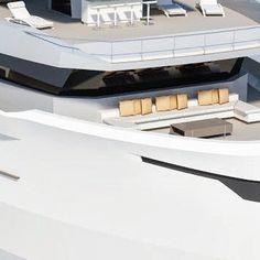 Naucrates 130 Super Yacht Explorer Super Yachts, Exterior Design, Office Supplies, Yard, Interior, Green, Luxury Yachts, Indoor, Garten