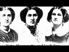 Mysterys explained episode 1 The Fox Sisters and the birth of Spiritualism - YouTube