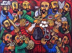 Official website for contemporary London Irish artist Brian Whelan with examples of paintings, with religious and secular themes, and information on exhibitions. Spirit Of Truth, Last Supper, Holy Week, Believe In God, Great Words, Sacred Art, Pilgrim, Holi, Presents
