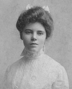 """Alice Paul, an American suffragette, went on a hunger strike where she was force fed raw eggs (down her nose) until she vomited blood. Prison officials removed Paul to a sanitarium in hopes of getting her declared insane. Her doctor's reply was, """"Courage in women is often mistaken for insanity."""" Suffrage passed 3 years later."""