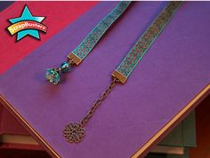 Even a narrow piece of ribbon can make a sweet little bookmark - perfect for light reading. Description from develop.sew4home.com. I searched for this on bing.com/images