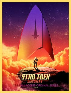 Trek Source — SDCC Posters revealed for Star Trek: Discovery!...