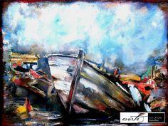 Art Work, Decoupage, My Arts, Painting, Vintage, Artwork, Work Of Art, Painting Art, Art Pieces