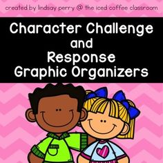 This product is full of graphic organizers for all different levels about a character's challenge and response in fiction texts. Includes graphic organizers with:- drawing pictures- writing- citing examples from the text- explaining examplesAlso includes an interactive notebook page and an anchor chart.