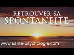Développer sa spontanéité - comment être plus spontané(e) - hypnose - YouTube Relax, Visualisation, Yoga, Stress, Zen, Meditation, Mindfulness, Respiration, Business
