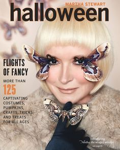 Martha Stewart Halloween Templates and Clip Art - Martha Stewart Halloween