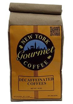 Decaffeinated Southern Pecan Coffee | 1Lb bag - Whole Bean | New York Gourmet Coffee * Want to know more, click on the image. (This is an affiliate link and I receive a commission for the sales)