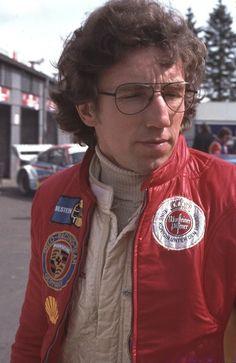 """Der unvergessene Rolf Stommelen. """"Eifelrennen"""" im Mai 1977 auf dem Nürburgring - Rennfahrer W o c h e n by Hartmut Schulz"""