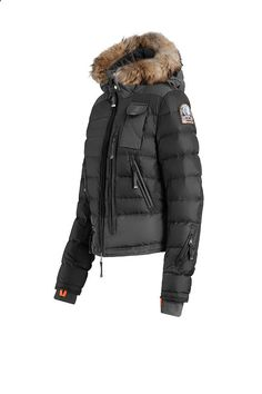 Old Parajumpers Skimaster Jacket Womens Black